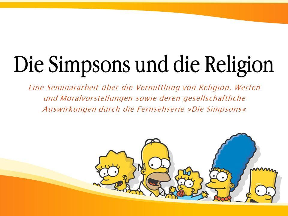Die Simpsons und die Religion