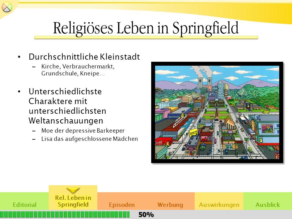 Religiöses Leben in Springfield