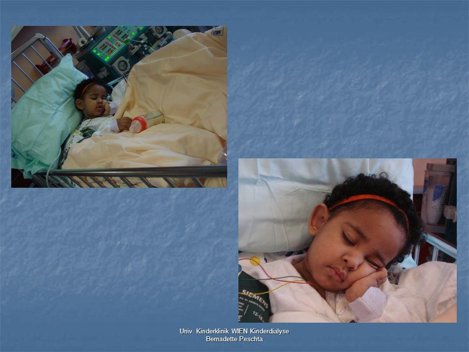 Univ. Kinderklinik WIEN Kinderdialyse
