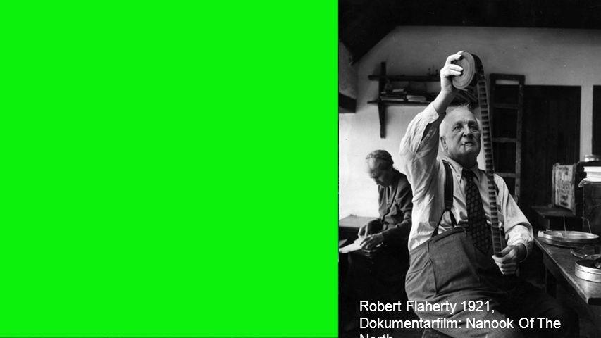 Seiteneinblender Robert Flaherty 1921,