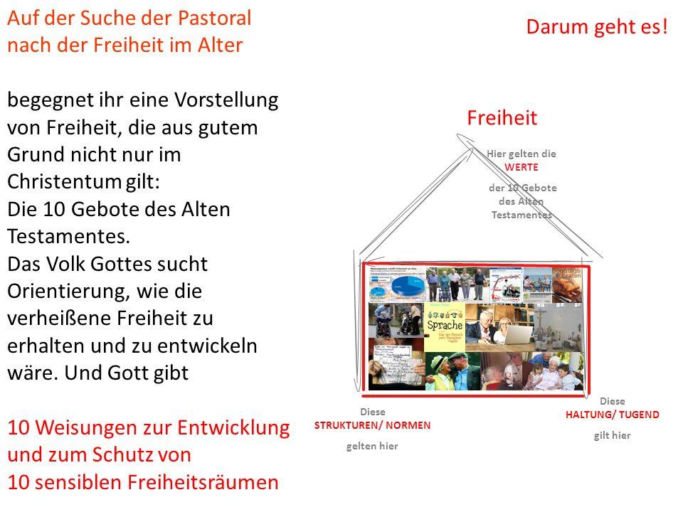 der 10 Gebote des Alten Testamentes Diese STRUKTUREN/ NORMEN