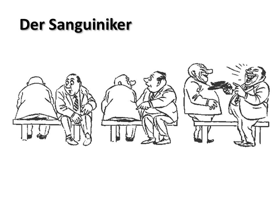 Der Sanguiniker