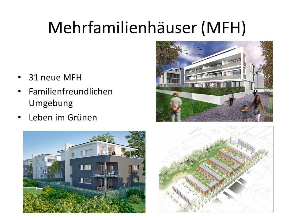 Mehrfamilienhäuser (MFH)