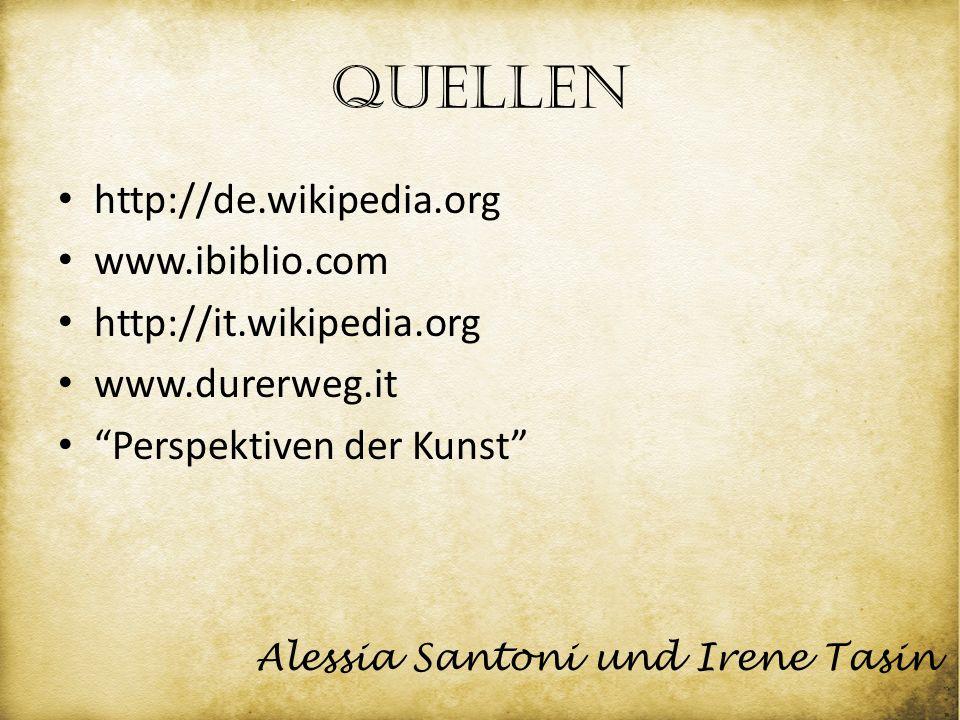 Quellen http://de.wikipedia.org www.ibiblio.com