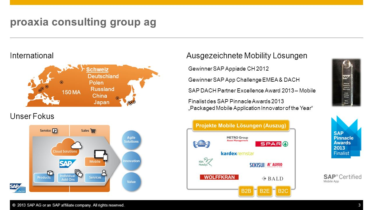 proaxia consulting group ag