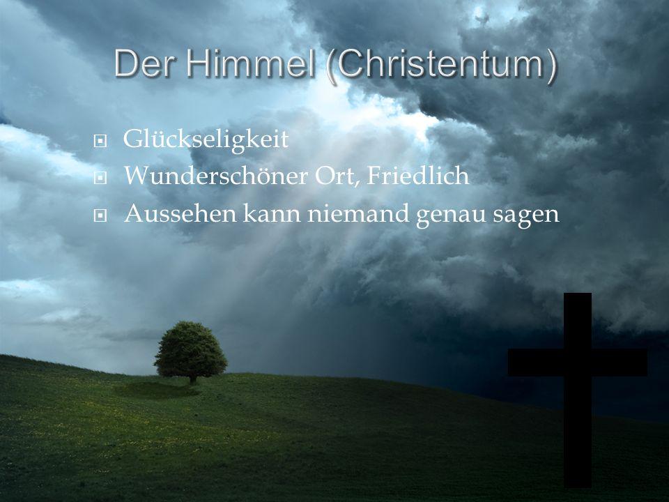 Der Himmel (Christentum)