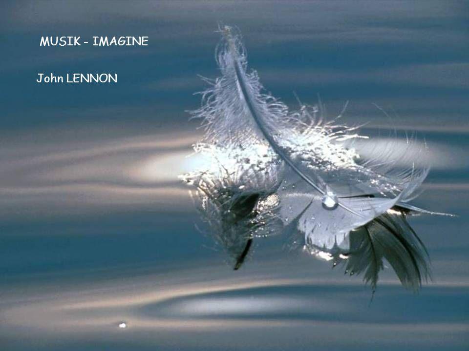 MUSIK - IMAGINE John LENNON