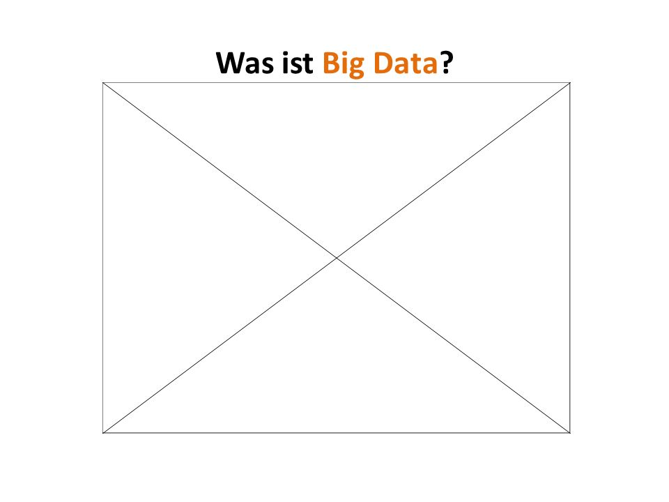Was ist Big Data