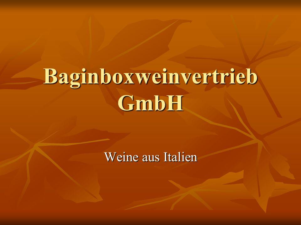 Baginboxweinvertrieb GmbH