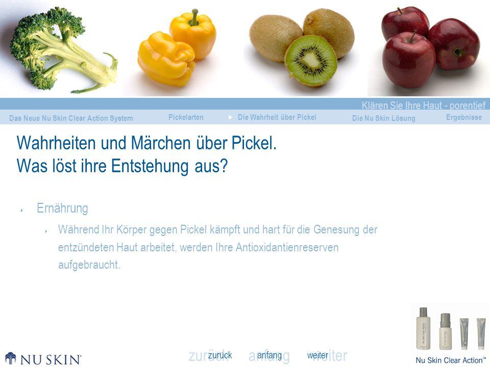 Wahrheiten und Märchen über Pickel. Was löst ihre Entstehung aus