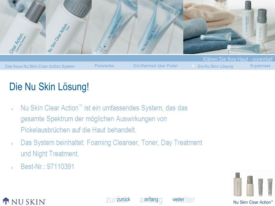 Die Nu Skin Lösung!