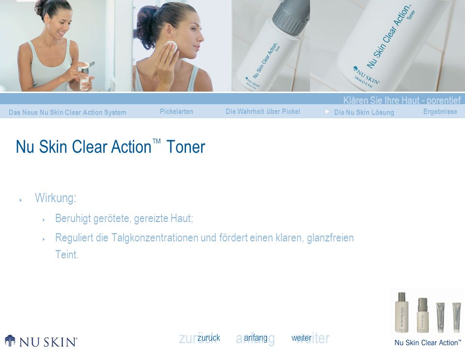 Nu Skin Clear Action™ Toner