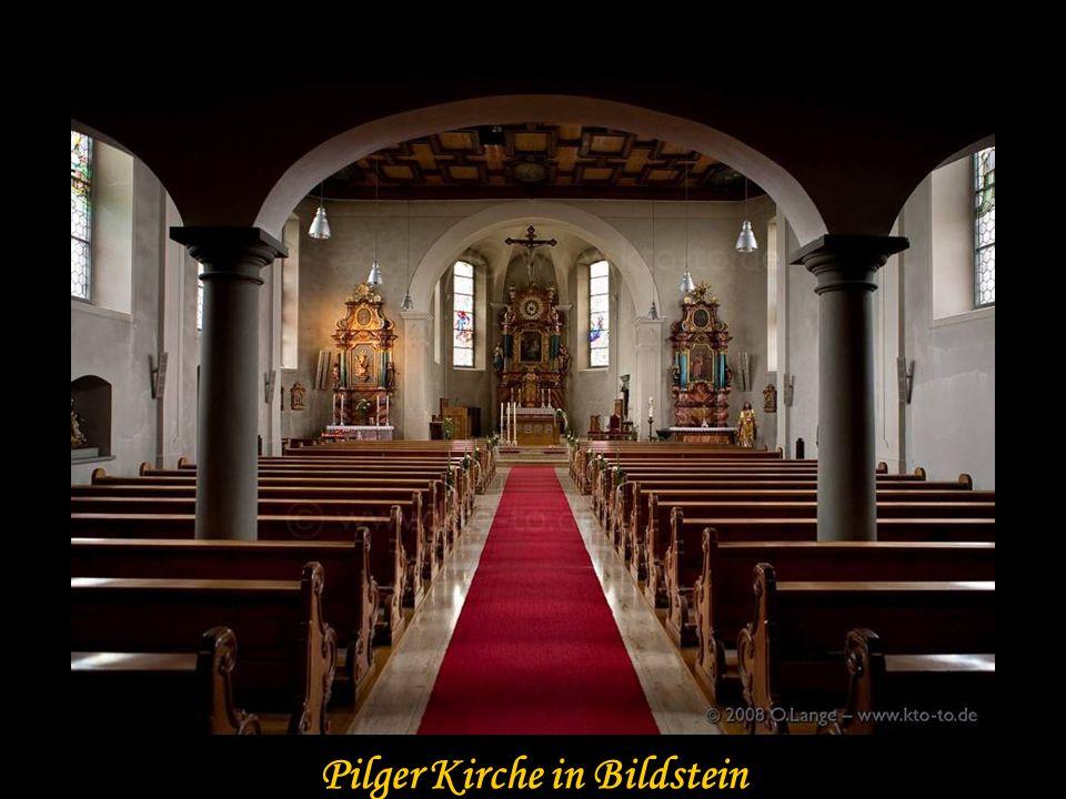 Pilger Kirche in Bildstein