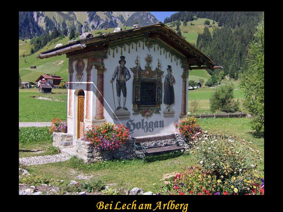 Lech am Arlberg Bei Lech am Arlberg