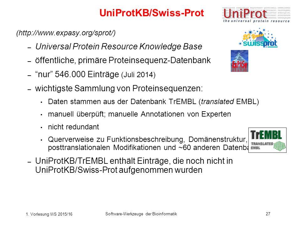 UniProtKB/Swiss-Prot