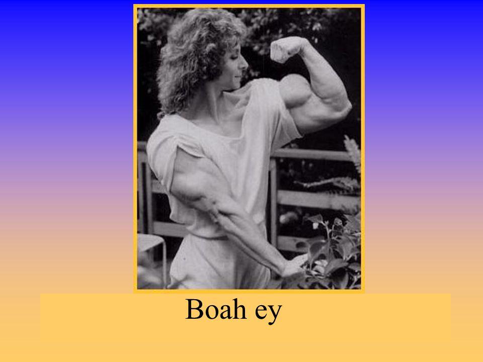 Boah ey mm