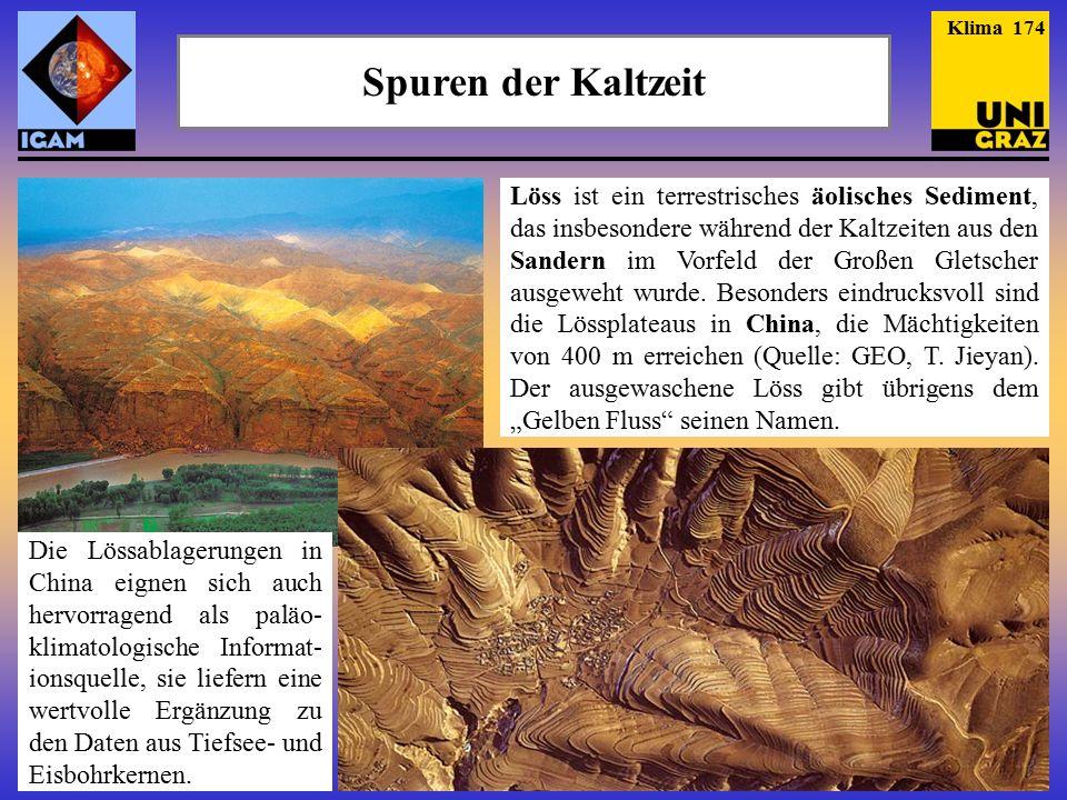 Klima 174 Spuren der Kaltzeit.