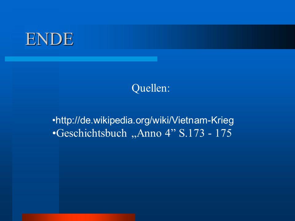 """ENDE Quellen: Geschichtsbuch """"Anno 4 S.173 - 175"""