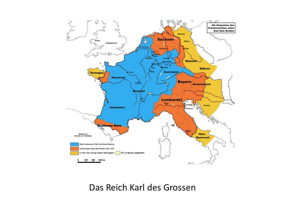 Das Reich Karl des Grossen