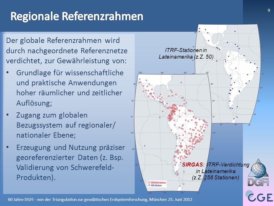 Regionale Referenzrahmen