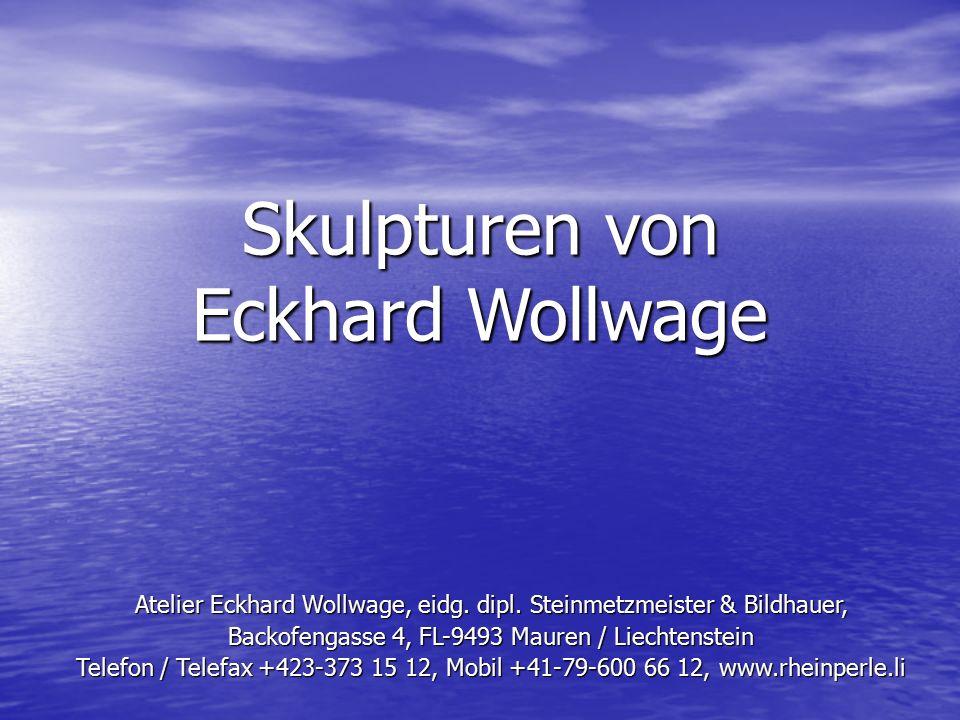 Skulpturen von Eckhard Wollwage