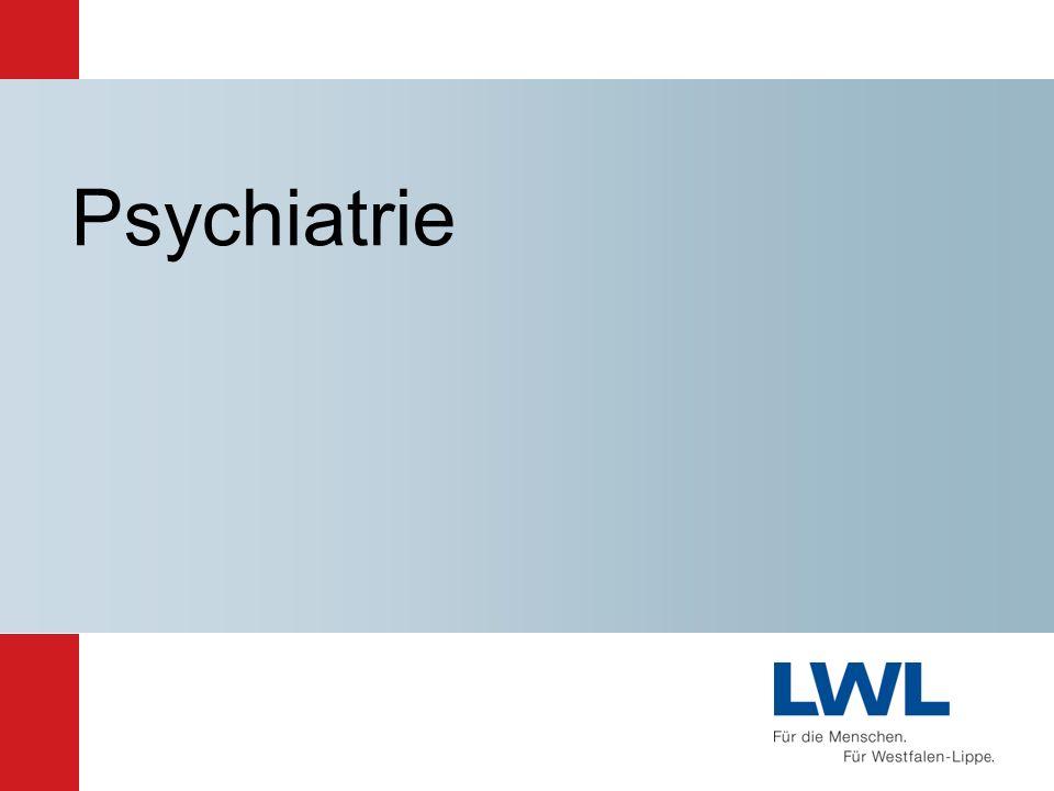 Psychiatrie Psychiatrie