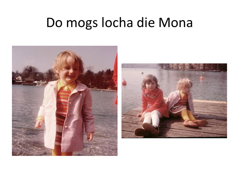 Do mogs locha die Mona