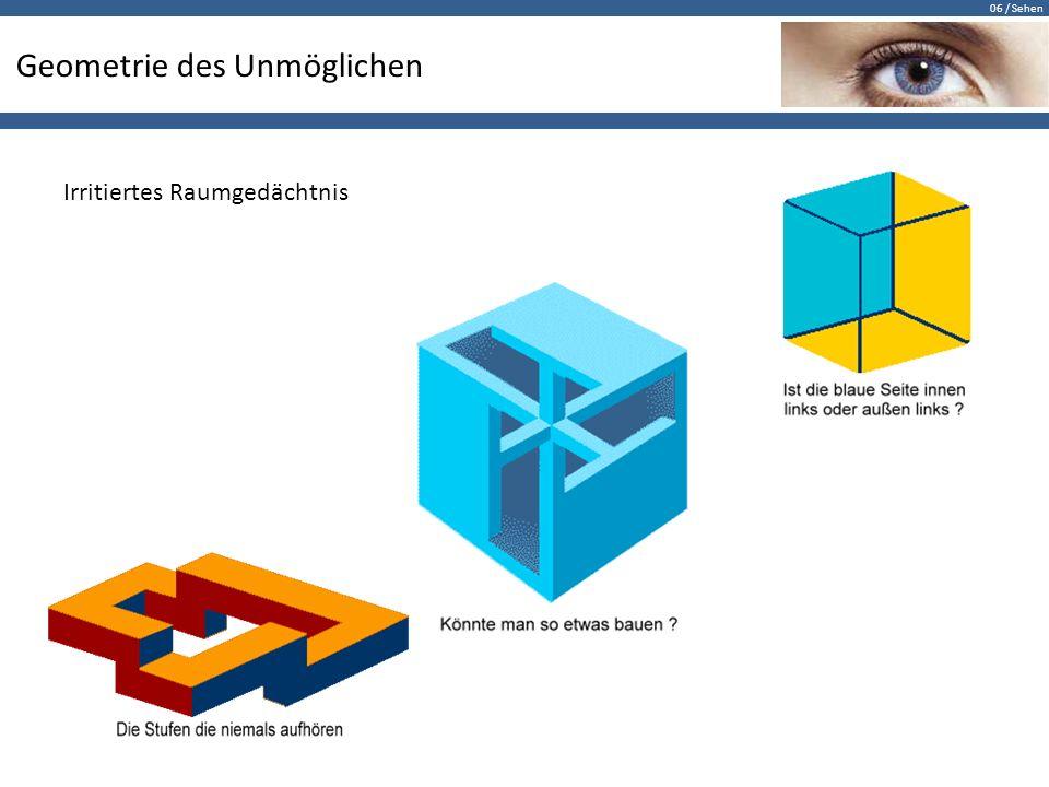 Geometrie des Unmöglichen