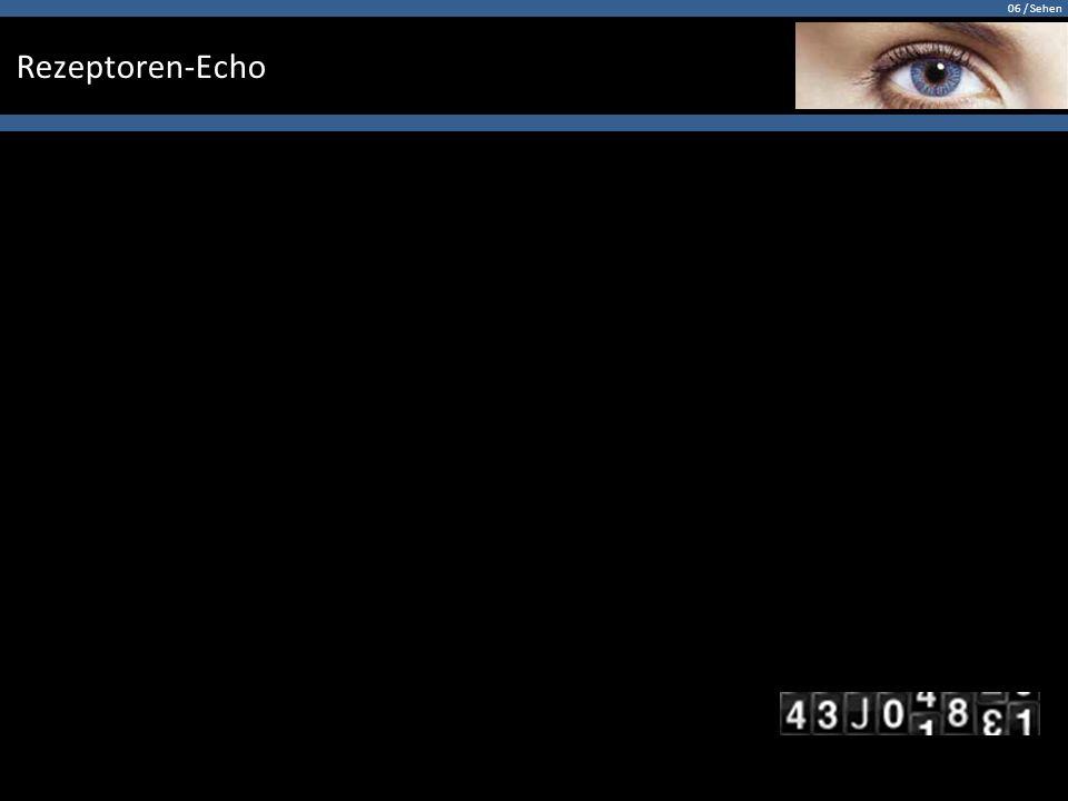 Rezeptoren-Echo
