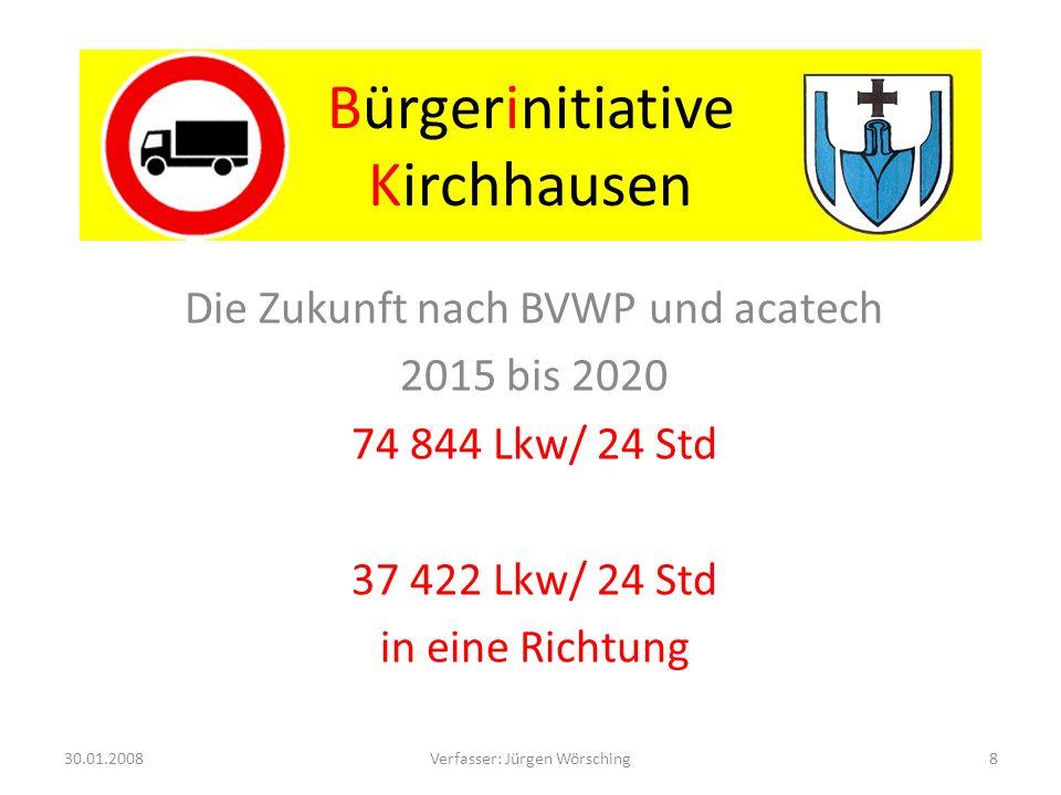 Bürgerinitiative Kirchhausen