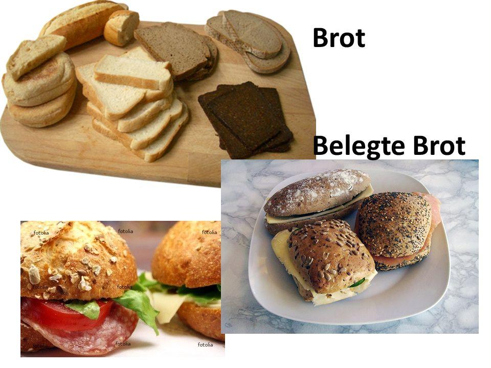 Brot Belegte Brot