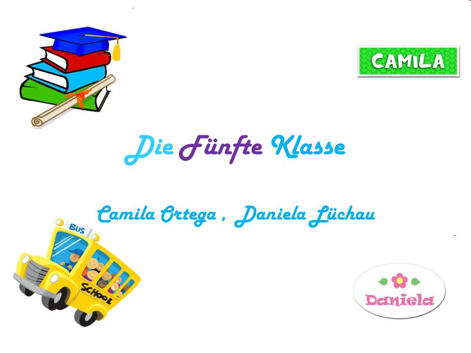 Camila Ortega , Daniela Lüchau