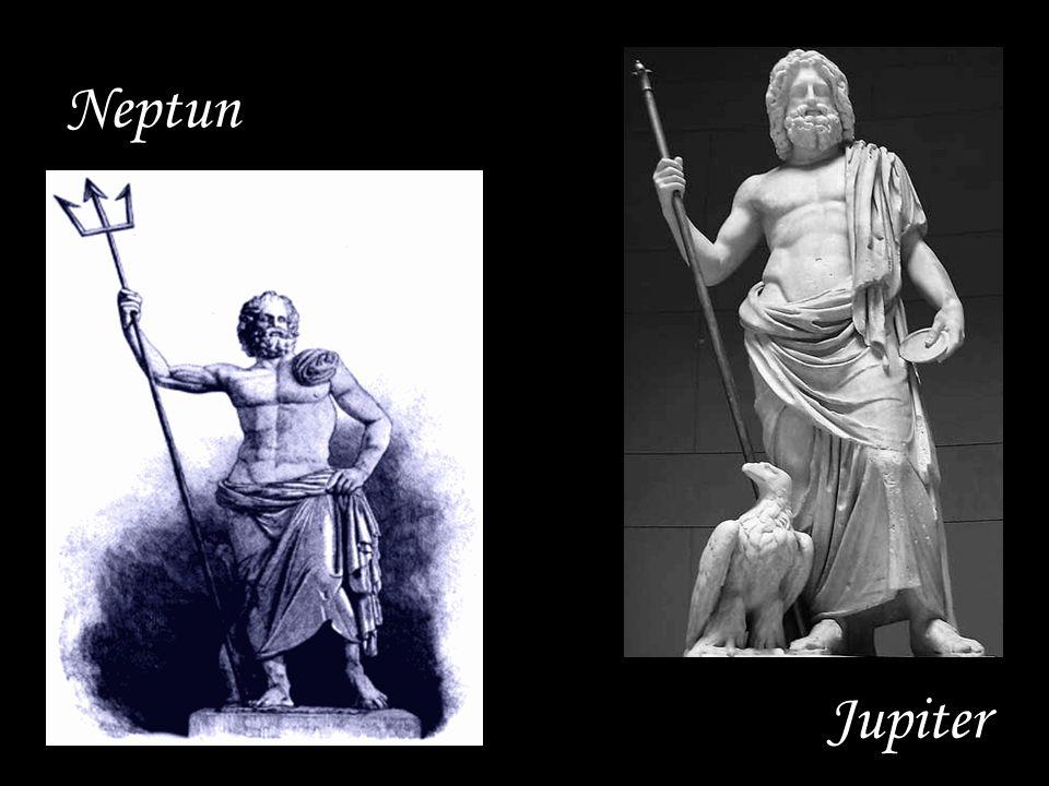Neptun Jupiter