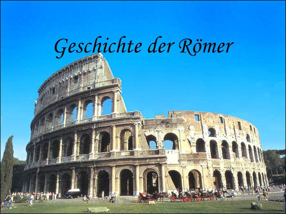 Geschichte der Römer