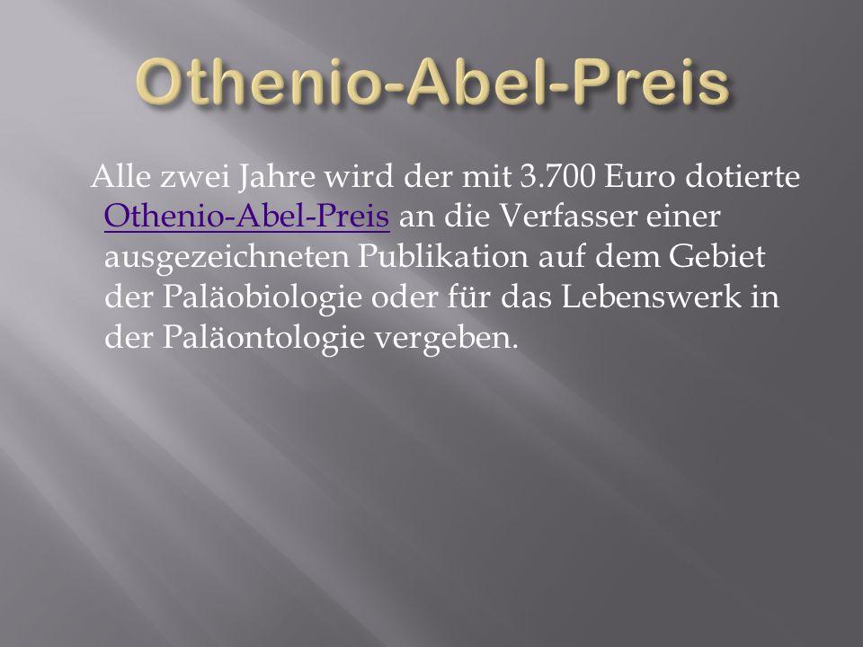 Othenio-Abel-Preis