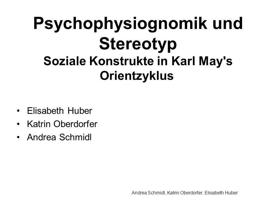 Andrea Schmidl, Katrin Oberdorfer, Elisabeth Huber