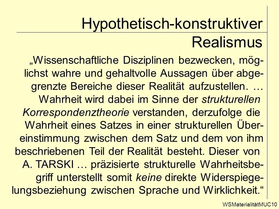 Hypothetisch-konstruktiver Realismus