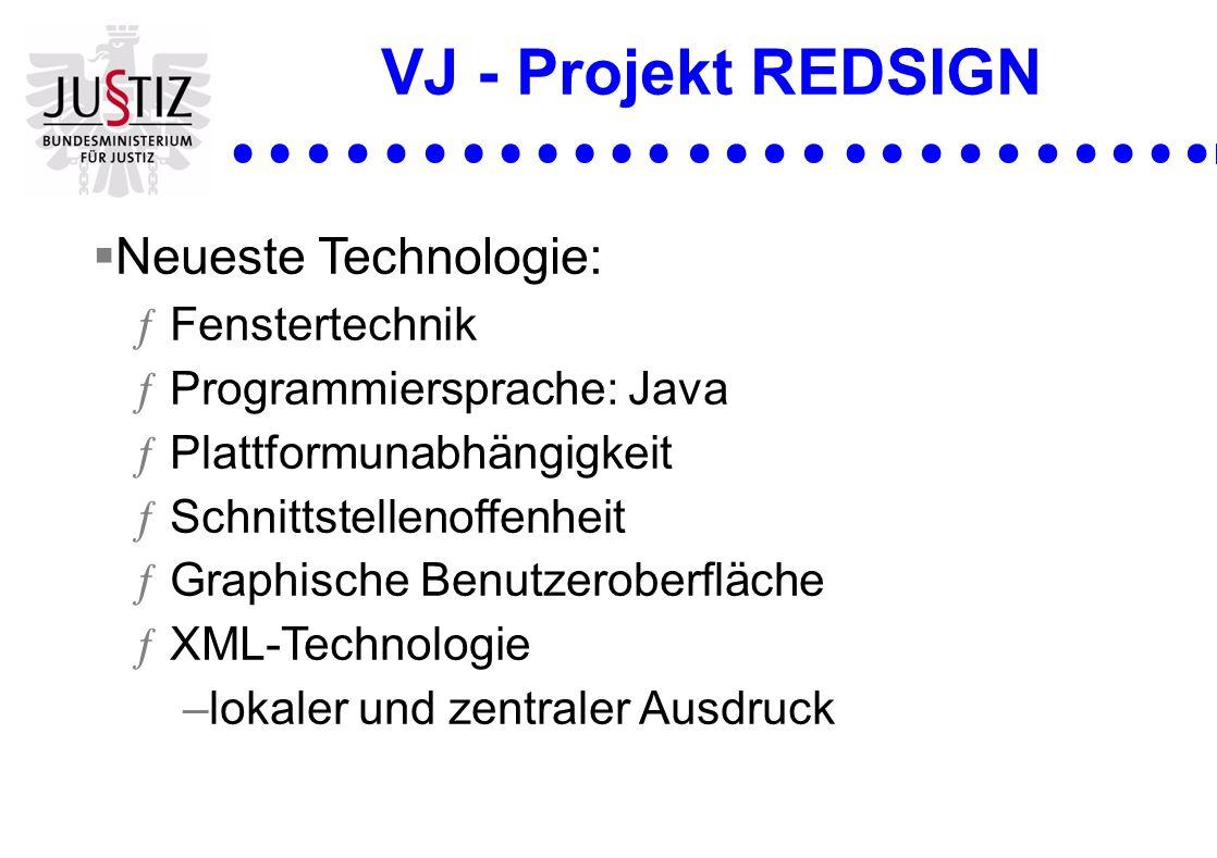 VJ - Projekt REDSIGN Neueste Technologie: Fenstertechnik