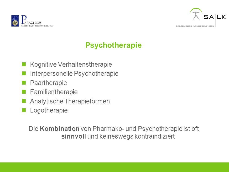 Psychotherapie Kognitive Verhaltenstherapie