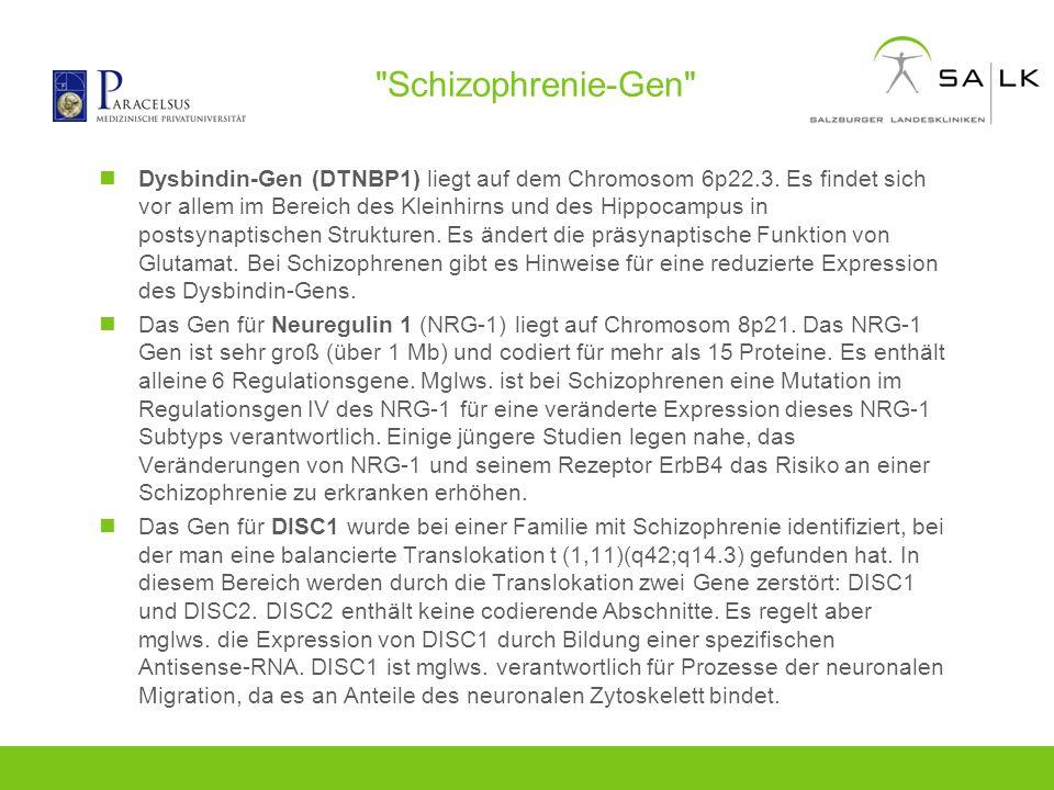 Schizophrenie-Gen