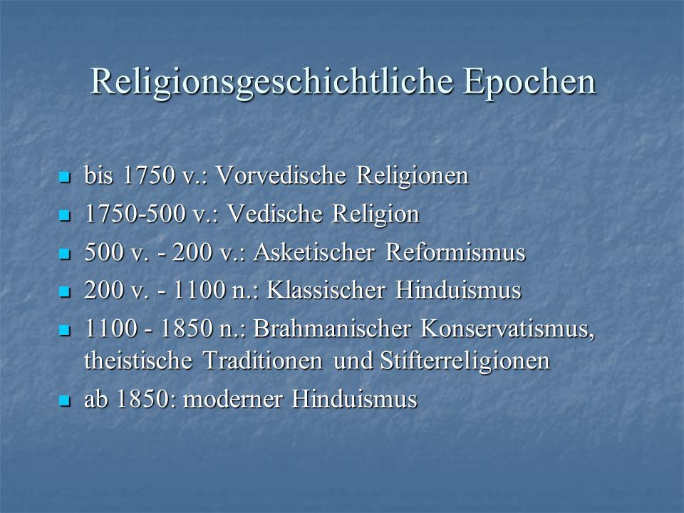Religionsgeschichtliche Epochen