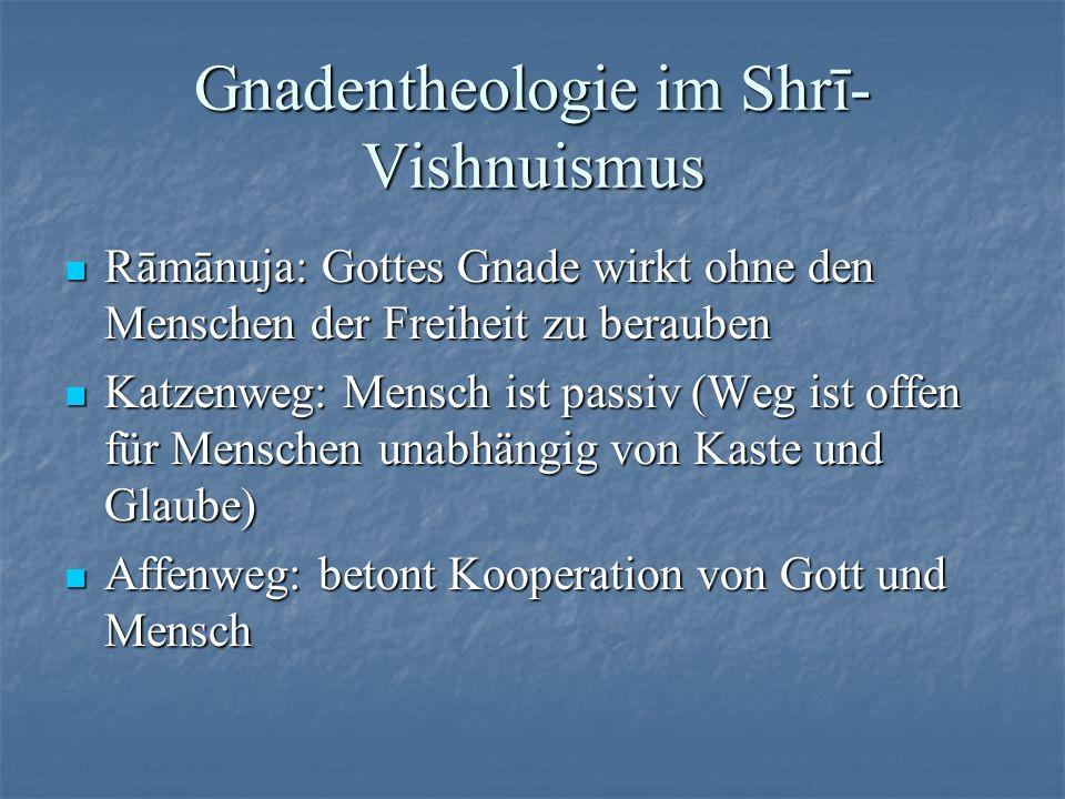 Gnadentheologie im Shrī-Vishnuismus