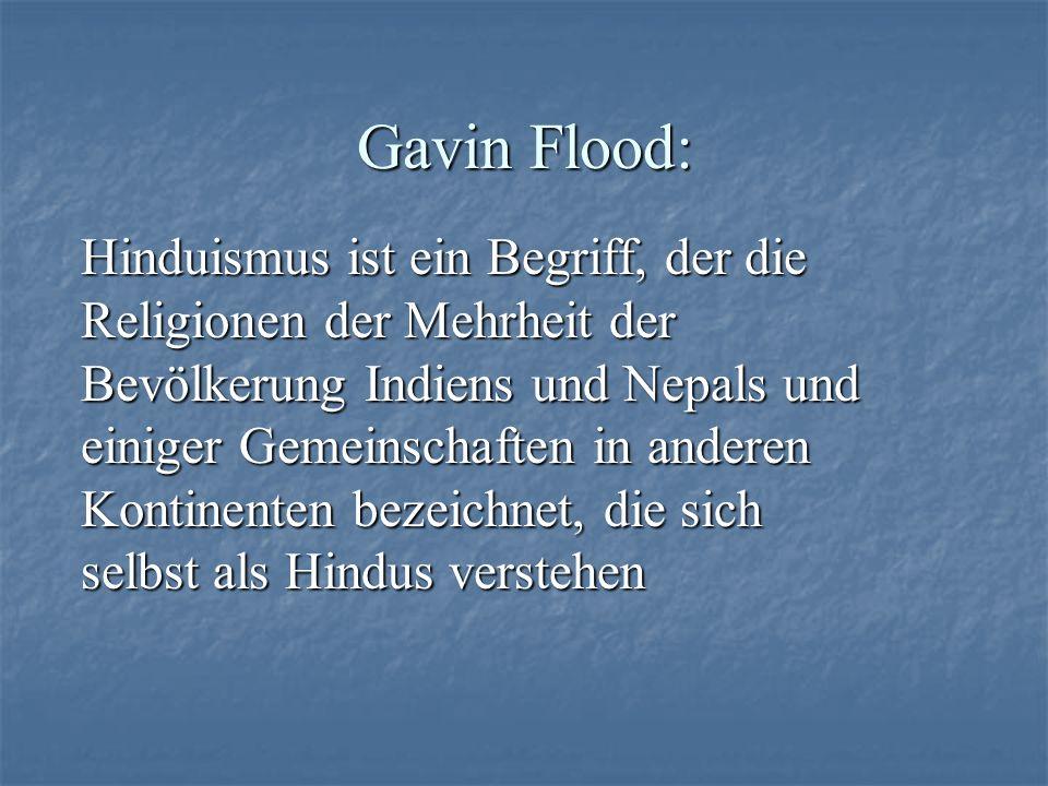Gavin Flood: