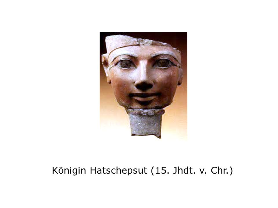 Königin Hatschepsut (15. Jhdt. v. Chr.)