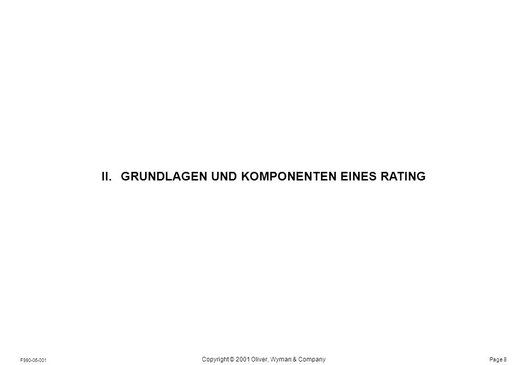 RATINGS VERBINDEN HARD UND SOFT FACTS