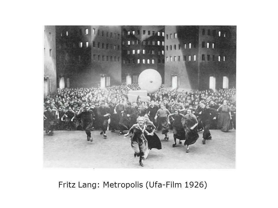 Fritz Lang: Metropolis (Ufa-Film 1926)