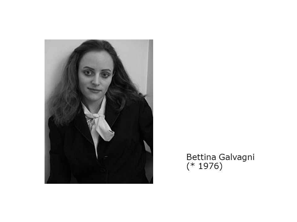 Bettina Galvagni (* 1976)