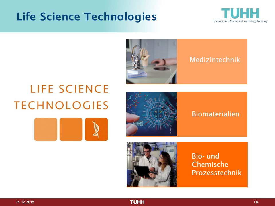 Life Science Technologies