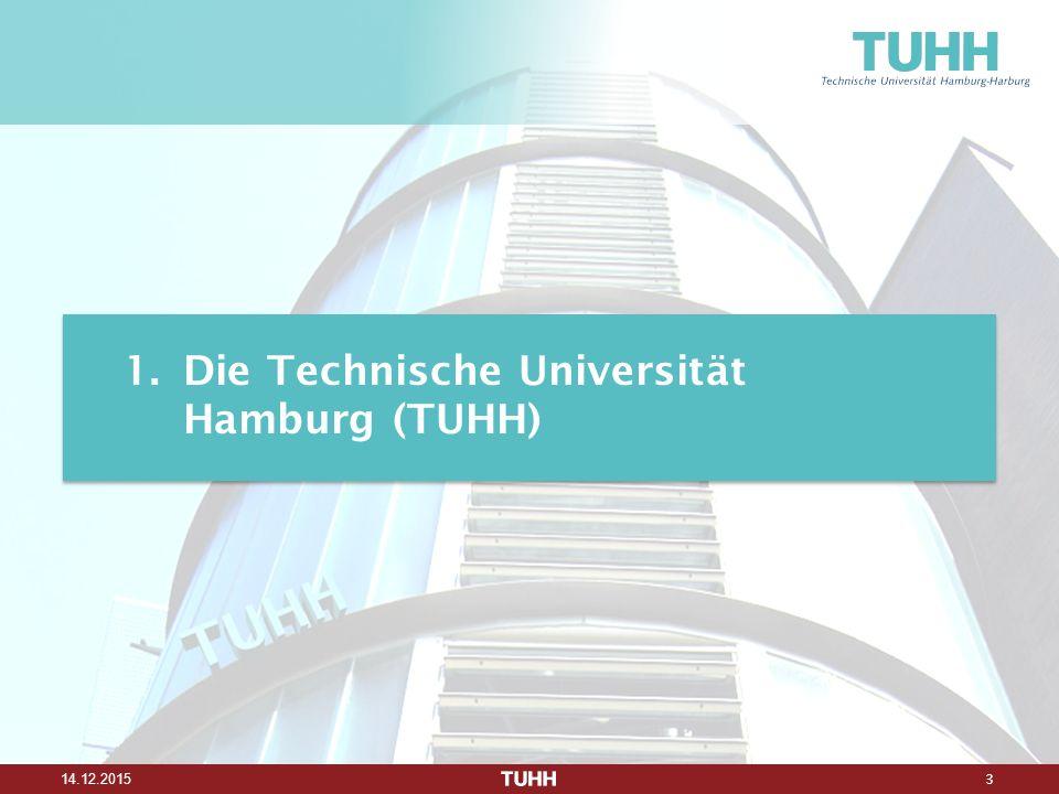 Die Technische Universität Hamburg (TUHH)