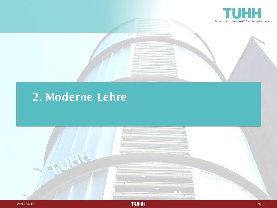 2. Moderne Lehre
